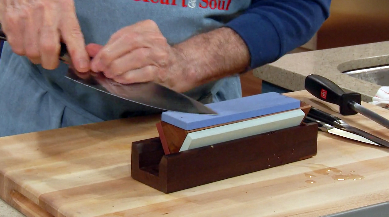 jacques pépin teaches you knife basics and essentials of knife