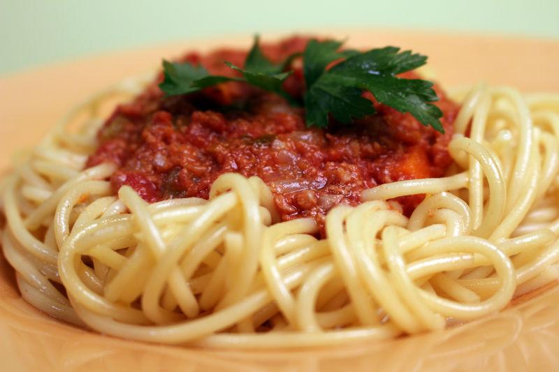 Spaghetti à la Bolognese | KQED