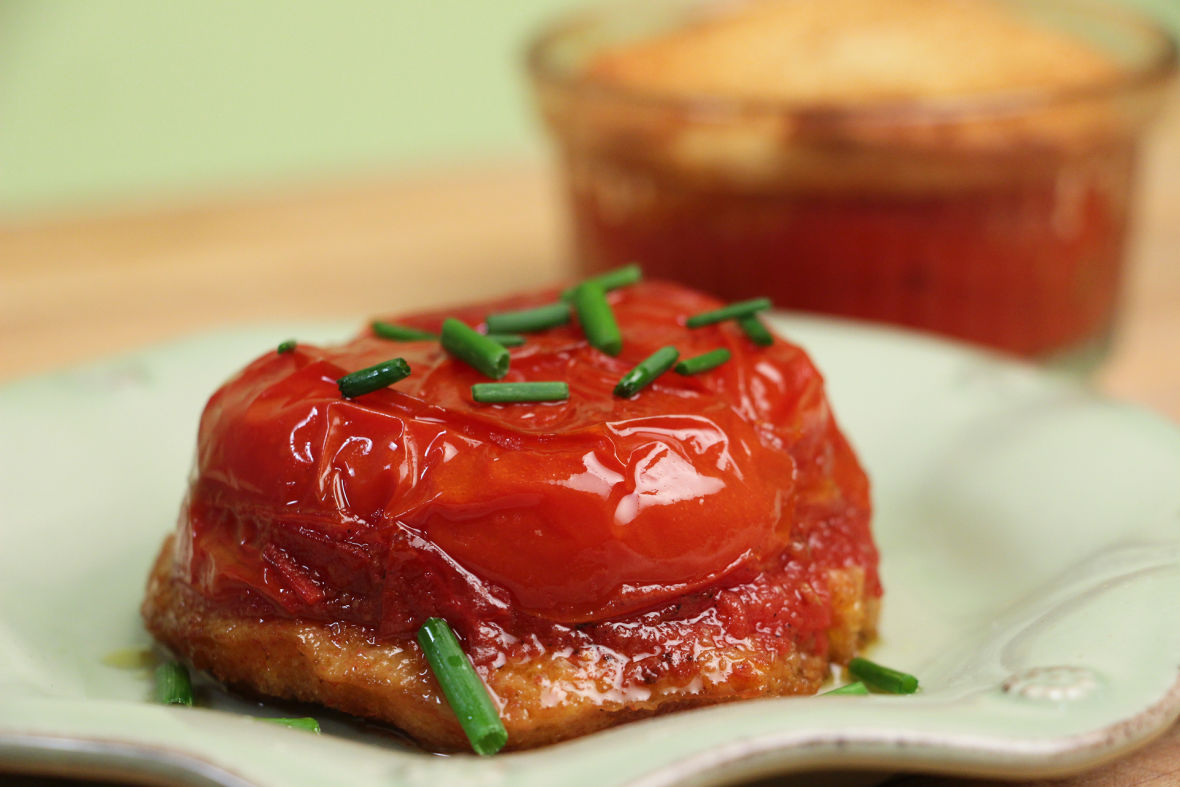 Tomato Tatin | Jacques Pepin – Heart and SoulJacques Pepin - Heart ...