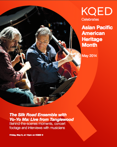 Asian Pacific American Heritage Month Guide Cover