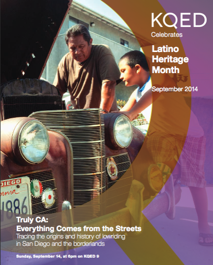 Latino Heritage Month Guide Cover