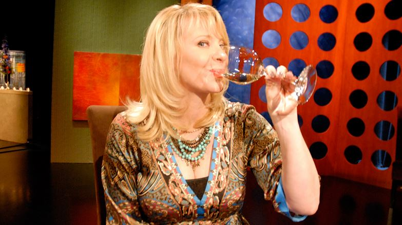 You could be dining with host Leslie!