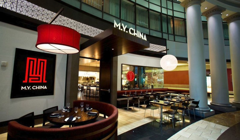 You (and a very lucky friend) could be dining at M.Y. China!
