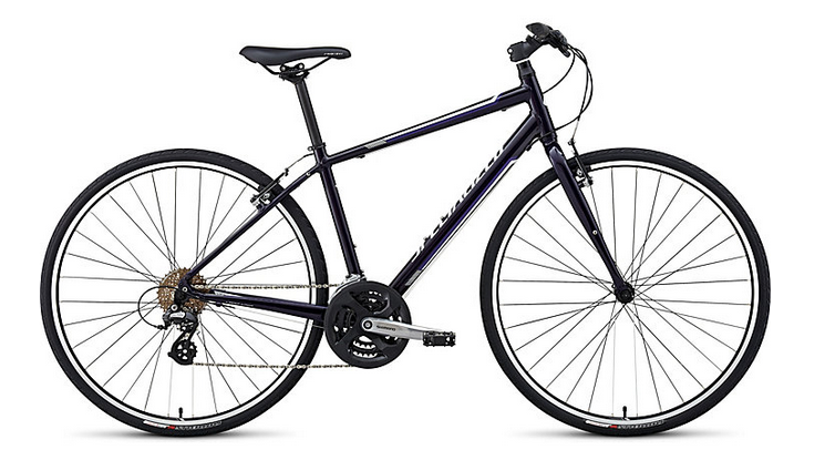 This Specialized bike could be yours, if you're the winner of our draw!