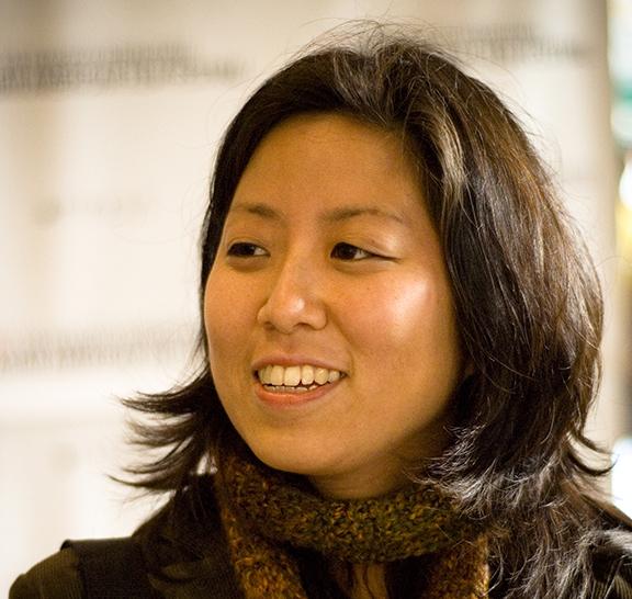 Director Grace Lee; Courtesy of Quyen Tran.