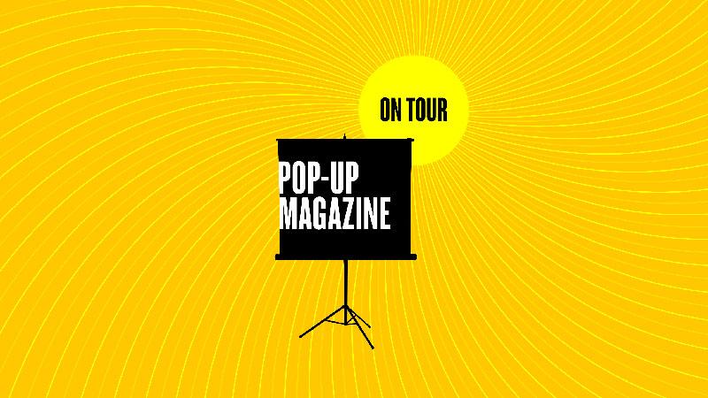 Pop-Magazine on Tour