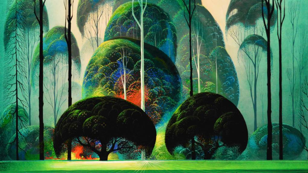 Upcoming Events Awaking Beauty The Art Of Eyvind Earle