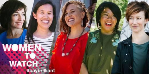 women to watch august bay brilliant