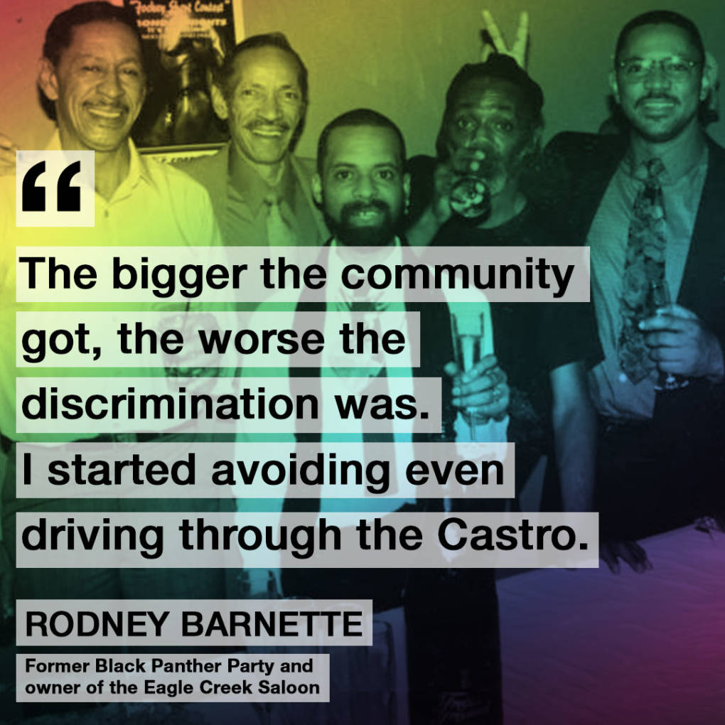 SF's First Black-Owned Gay Bar Offered Refuge from Racism in the '90s Queer Scene