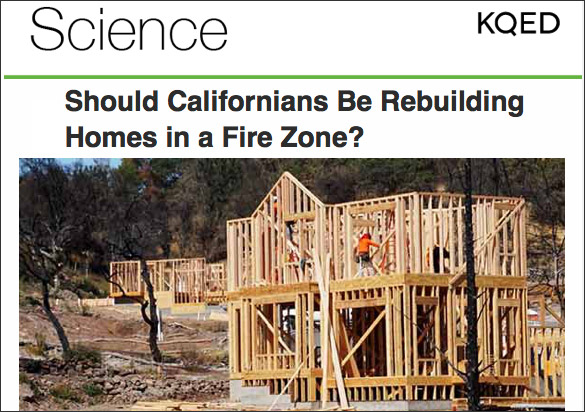 KQED Science Newsletter