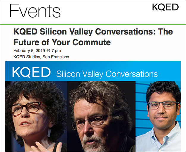 KQED Events Newsletter