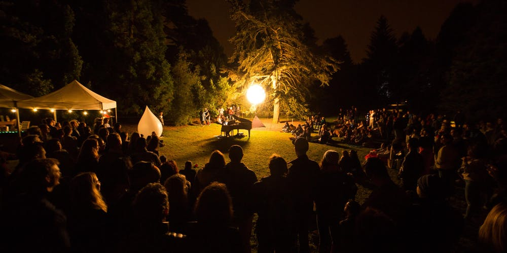 Win tickets to Flower Power at Night on July 18 at the San Francisco Botanical Gardens.