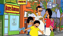 Bob's Burgers: SF Artists + Syndicated Cartoons = Love-