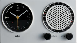 Less and More: The Design Ethos of Dieter Rams-Dieter Rams, Braun phonosuper (SK 4), 1956; design: Hans Gugelot and Dieter Rams, photo: Koichi Okuwaki