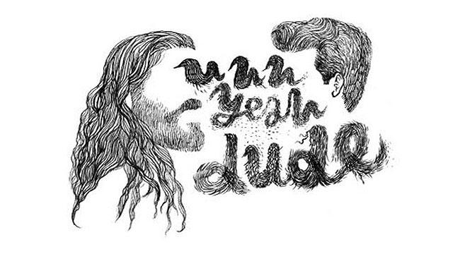 Uhh Yeah Dude logo