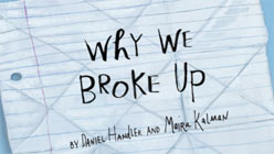 Come and Get These Memories: Daniel Handler Gathers Evidence in 'Why We Broke Up'-