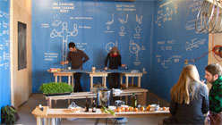 Museum of Craft and Folk Art Pushes the Muddy Line between Art and Nature-Soil Kitchen, 2011. Courtesy of the artists.