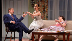 Life in the Closet Can Be Nifty in the 1950s: ACT's Maple and Vine Shows Us the Upside of Repression-