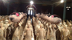 Terra Cotta Warriors, Then and Now-