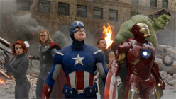 'The Avengers': Slick Summer Superheroics-
