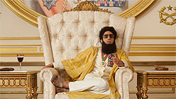 'The Dictator' Rules With A Satirist's Fist-