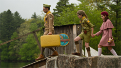 'Moonrise Kingdom': Quirk, And An Earnest Heart-