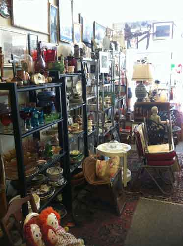 Keith Tower Antiques