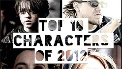 The Top 10 TV Characters of 2012-