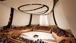 Bay Area's Three Sparkling New Music Venues-Interior hall of Bing Concert Hall. (Image credit: Ennead Architects, Aislinn Weidele/Courtesy Stanford)