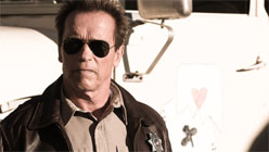 Arnold's Lackadaisical 'Last Stand'-