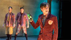 Berkeley Rep's 'Troublemaker' Is a Rock-'Em, Sock-'Em Riot-