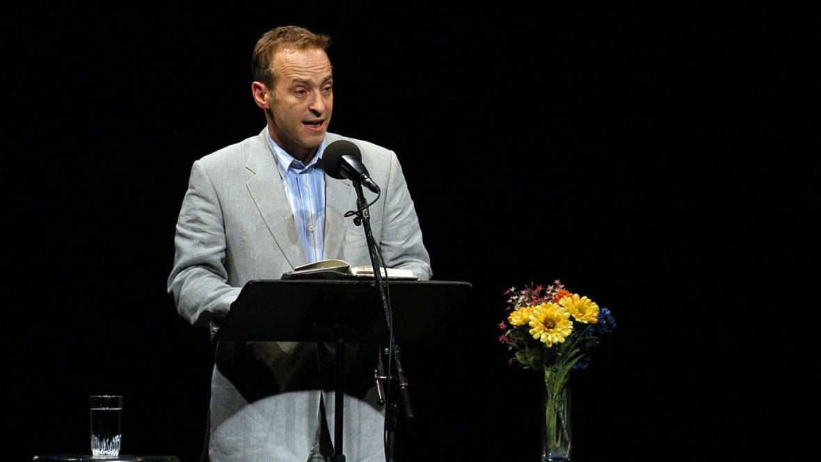 Listen to David Sedaris read his short story, <i>Author, Author?</i>