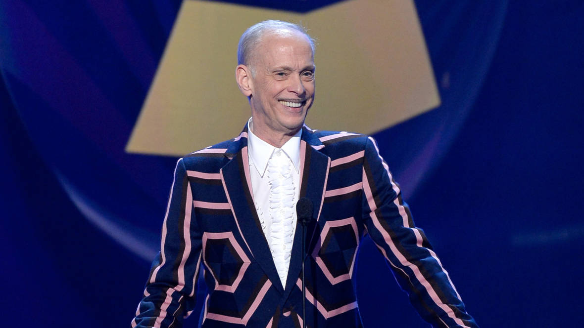 Listen to John Waters read an excerpt from <i>Role Models</i>