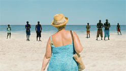 Ulrich Seidl's 'Paradise' Trilogy Offers Escape From Escapism-