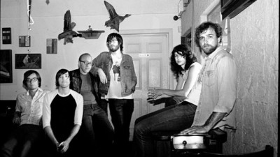 Spending Time in 'The Silver Gymnasium' with Okkervil River-photo: Ben Sklar
