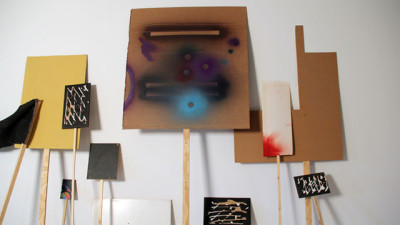 Moving and Shaking: Potrero Art Walk-Ward Schumaker, Lovely Things 32; courtesy Jack Fischer Gallery, SF.