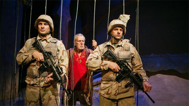 War, Death, and Gold-Plated Guns at the 'Baghdad Zoo' | KQED Arts