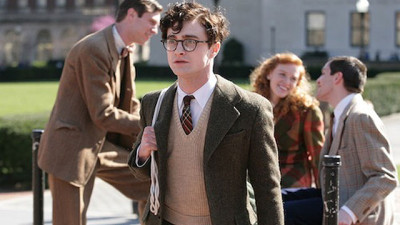 A Young Ginsberg Finds His Voice in 'Kill Your Darlings'-