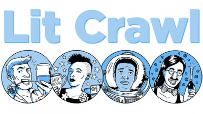 Choose Your Own Adventure at Lit Crawl 2013-