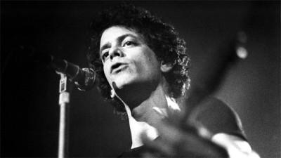 What Lou Reed Taught Me-Lou Reed onstage in Amsterdam in 1975; photo: Gijsbert Hanekroot/Redferns