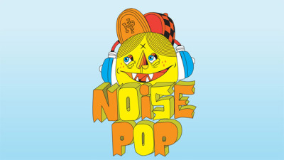 Noise Pop 2014 Roundup-Logo by Ferris Plock