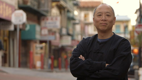 Corey Chan leads San Francisco's Kei Lun Martial Arts, dedicated to preserving Chinese dragon and lion dancing.