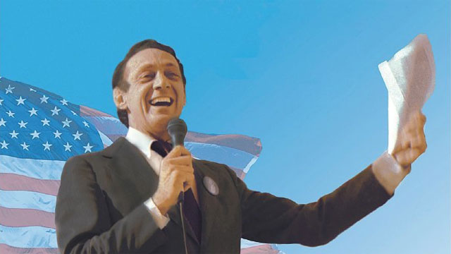 The Times of Harvey Milk poster