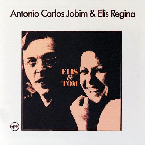 Jobim and Regina album cover