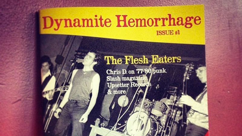 Issue #1 of Dynamite Hemorrhage