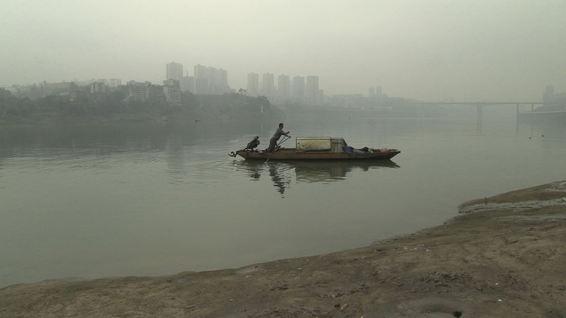 A scene from Luc Schaedler's THREE LETTERS FROM CHINA, playing at the 57th San Franicsco International Film Festival, April 24 - May 8, 2014.