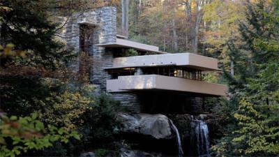 Fallingwater: Frank Lloyd Wright's Masterwork