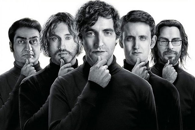 hbo silicon valley poster