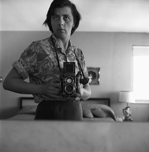 Photo by Vivian Maier; from Vivian Maier: Out of the Shadows