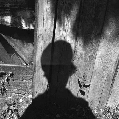 shadow image by Vivian Maier